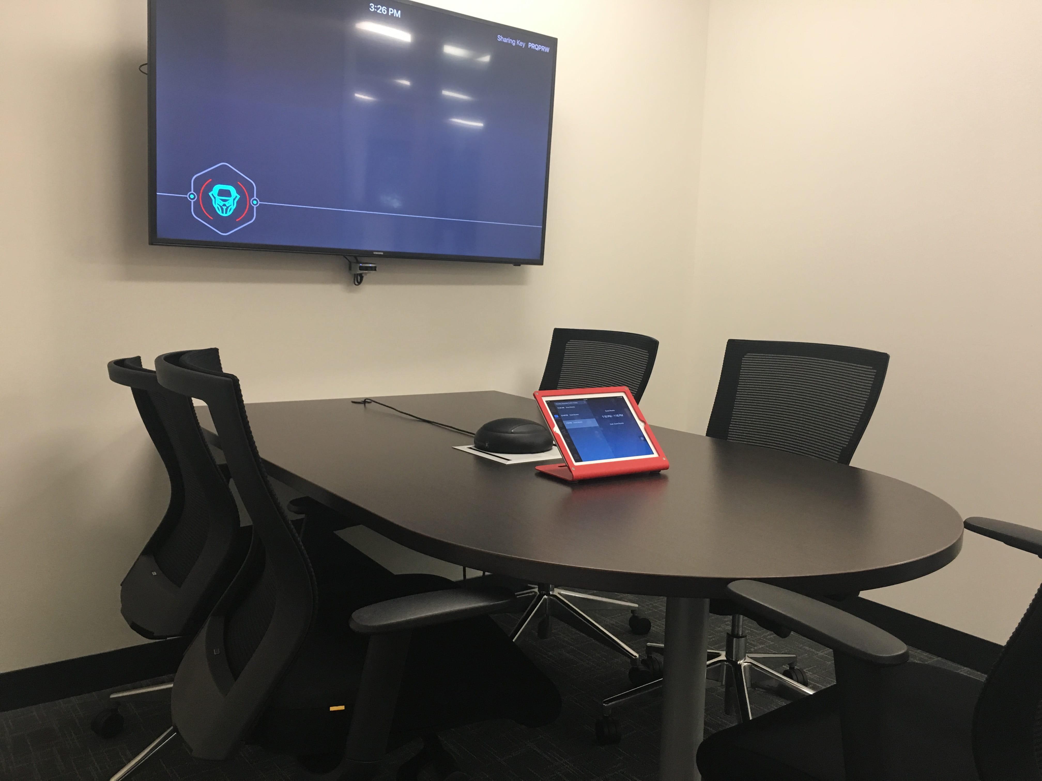 Zoom Rooms with Panacast 2 and Phoenix Audio Spider