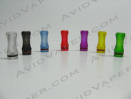 Contoured 801 Acrylic Drip Tips