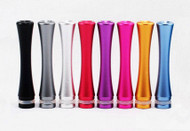 Long Anodized Aluminum Drip Tips