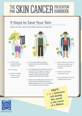 9 Steps to Save Your Skin