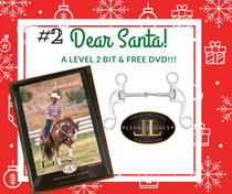 #2 of 12 Days of Christmas Special (Curved Snaffle & #4 DVD)