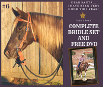 #6 of 12 Days of Christmas (Complete Bridle & #4 DVD)