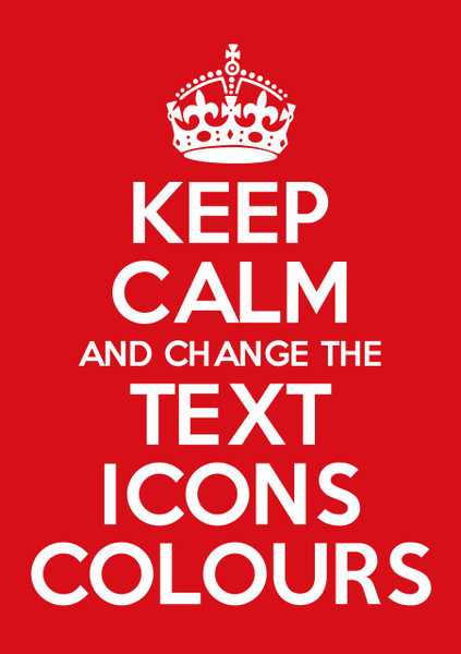 Make your own Keep Calm and Carry On Poster. Create Keep ...