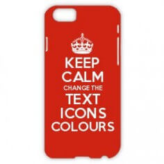 Make keep calm gifts with the keep calm and carry on creator this from 595 iphone pronofoot35fo Gallery