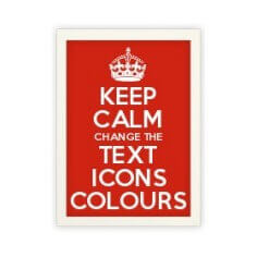 Make Keep Calm Gifts with the Keep Calm and Carry On Creator. This ...
