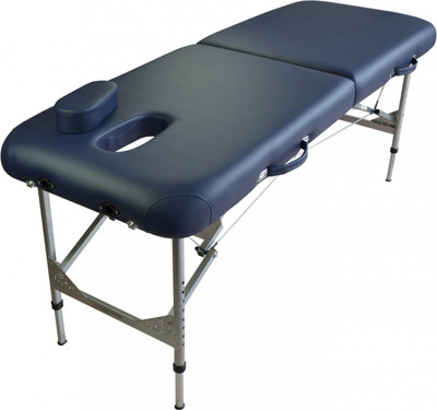 massage white portable table