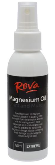Magnesium Oil Spray - Extreme. 125ml.