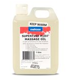 Melrose Superfine Water Dispersible Massage Oil - 1 Litre