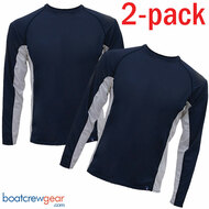 Burke Hunter Long Sleeve Sun Shirt TWO PACK
