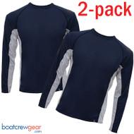 Burke Hunter Long Sleeve Sun Shirt TWO PACK