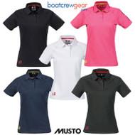 Musto Evolution Sunblock Short Sleeve Polo - Women's