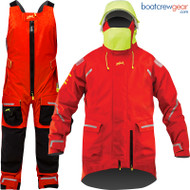 Zhik Isotak X PACK - Jacket and Salopette with FREE Seaboots