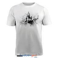 Zhik Tee Shirt Mens - Splash