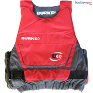 Burke D50 One Design side entry Buoyancy Aid - PFD
