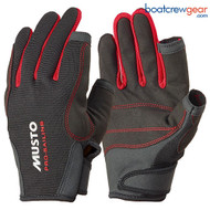 Musto Essential Sailing Gloves, Long Finger
