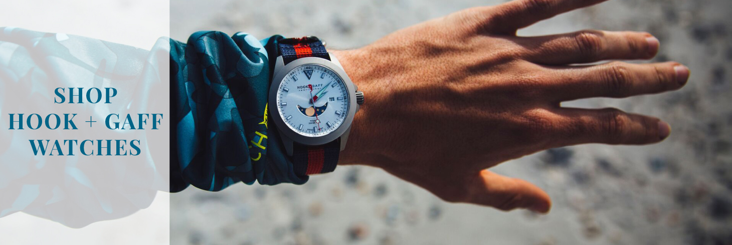 Hook & Gaff Watches