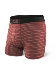 Saxx Vibe Boxer Brief - Red Gradient Stripe