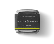 Fulton and Roark .2 Oz Solid Cologne - Captiva