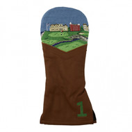 Smathers and Branson Leather Headcover - St.Andrews