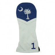 Smathers and Branson Leather Headcover - SC Flag