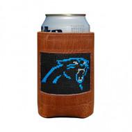 Smathers and Branson Needlepoint Can Cooler - Carolina Panthers