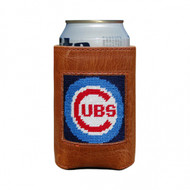 Smathers and Branson Needlepoint Can Cooler - Chicago Cubs