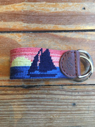 Smathers and Branson Key Fob - Sunset Sailing