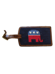 Smathers and Branson Luggage Tag - Republican