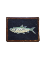 Smathers and Branson Card Wallet - Tarpon