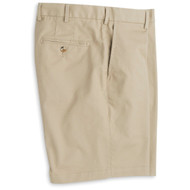 Peter Millar Soft Touch Twill Short - Khaki