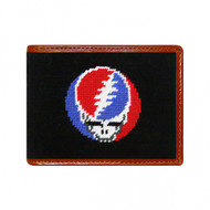 Smathers and Branson Steal Your Face Wallet - Black