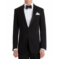 Slim Fit Notch Lapel Tuxedo