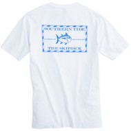 Southern Tide Original Skipjack T-Shirt - White