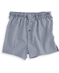 Peter Millar Competition Stripe Jersey Boxer - Midnight
