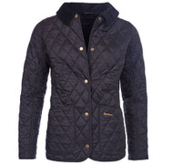 Barbour Annandale Quilted Jacket - Black