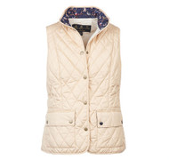 Barbour Saddleworth Quilted Gilet - Pearl
