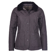 Barbour Montrose Quilted Jacket - Ash Gray