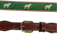 Canvas Web Belt - Retriever