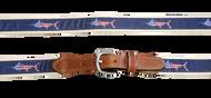 USA Marlins Belt - Navy
