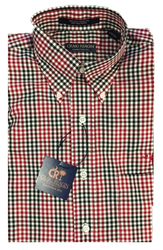 Craig Reagin USC Tri-Check Sport Shirt