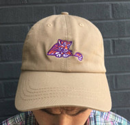 Craig Reagin Laying Tiger Hat - Khaki
