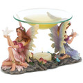 Fairies and Doves Oil Warmer