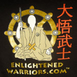 ENLIGHTENED WARRIOR SPORT SHIRT