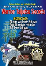 WARRIOR TAIJUTSU SECRETS - IBDA TAI KAI 2007