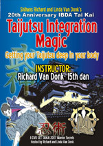 TAIJUTSU INTEGRATION MAGIC - IBDA TAI KAI 2007