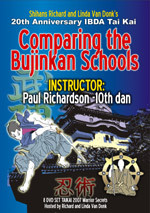 COMPARING THE BUJINKAN SCHOOLS - IBDA TAI KAI 2007