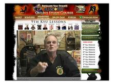 Shihan Richard Van Donk's Online Ninjutsu Course