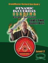 DeCuerdas Eskrima Training Manual- Level Two Green Belt