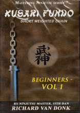 "Kusari Fundo Beginner Vol 1 DVD ""out of print cover"" ONLY 1 AVAILABLE"