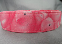 Pink Peeps Easter Dog Collar